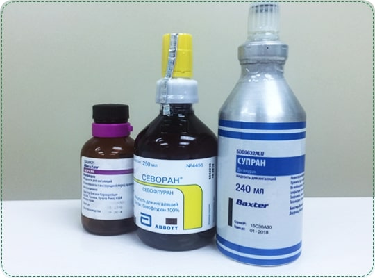 эндотрахеальный наркоз