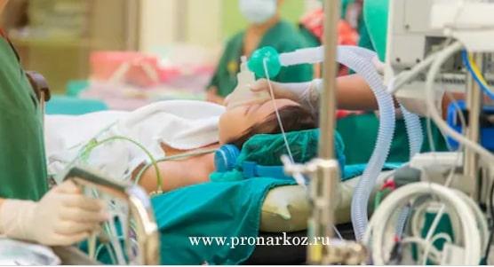 наркоз в гинекологии